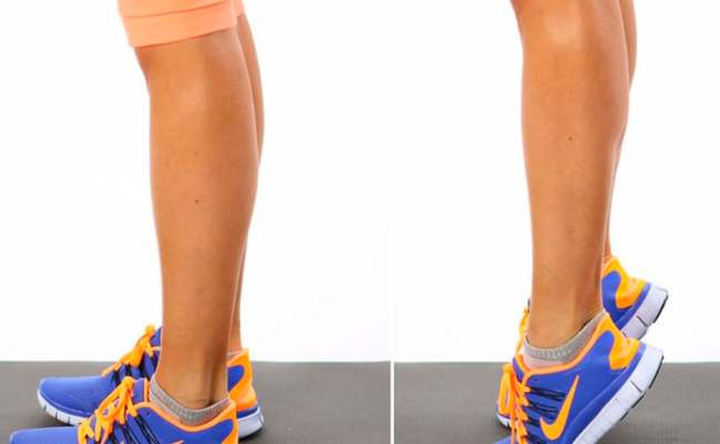 6 Effective exercises to eliminate varicose veins, Hiit Workout