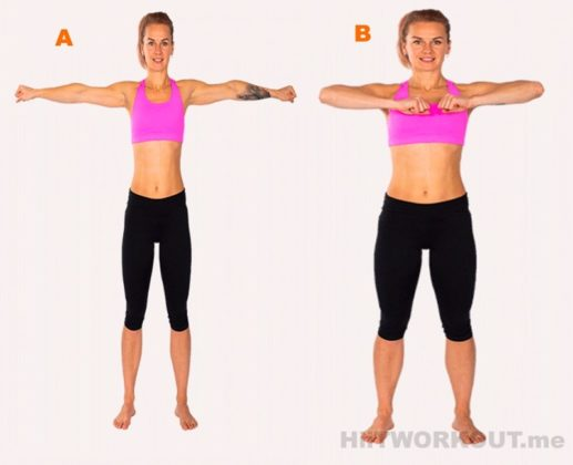 Best exercises to lose arm fat