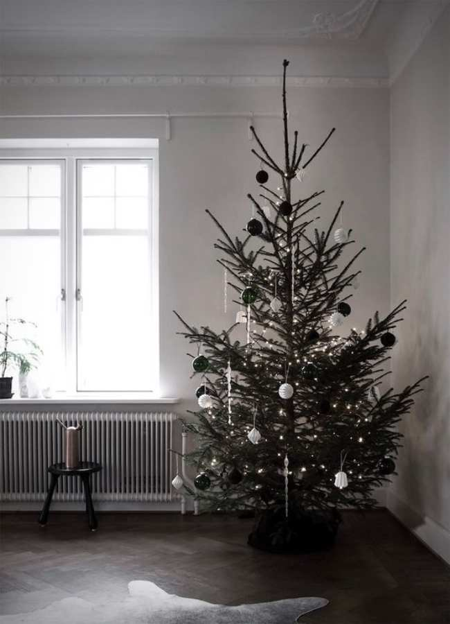 11 black christmas tree decoration that your dark soul will approve-5