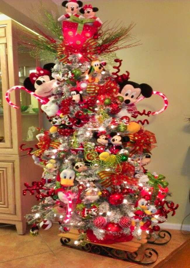 Christmas Disney Decorations