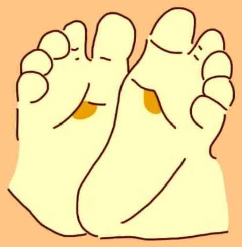 baby-foot-reflexology